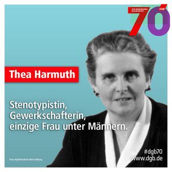 Porträt Thea Harmuth