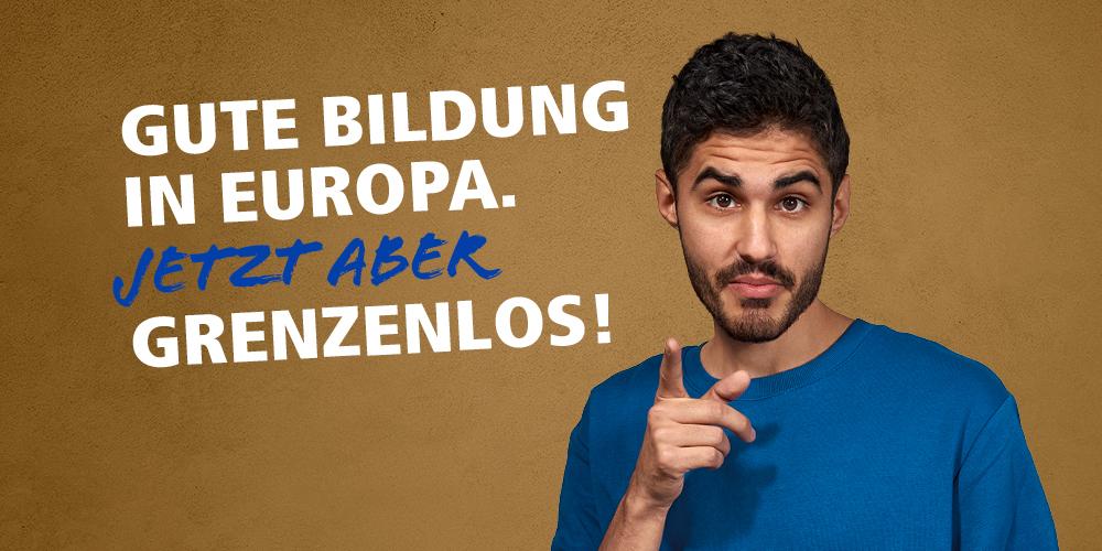 Motivbild Europawahl 2019: Gute Bildung in Europa