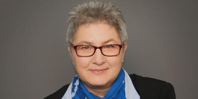 Elke Hannack, stv. DGB-Vorsitzende