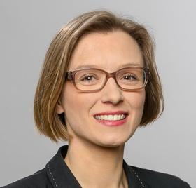 Porträt Lisa Herzog
