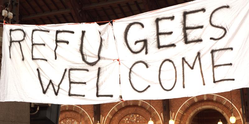 Transparent Refugees Welcome