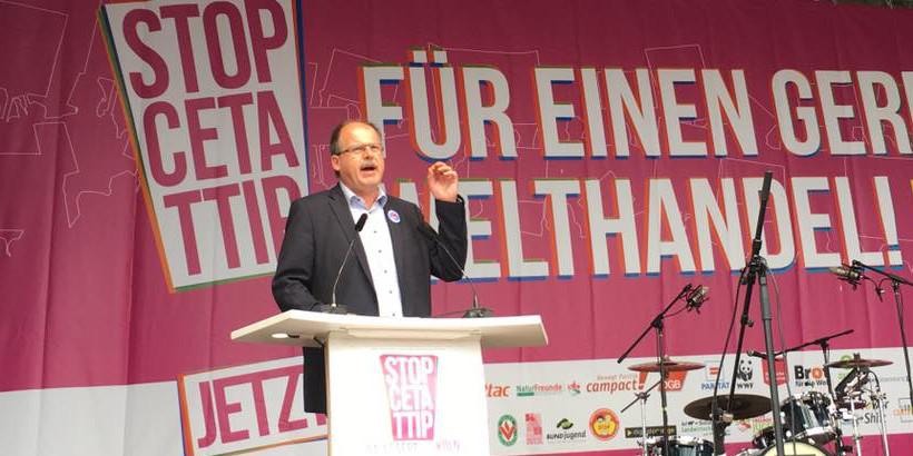 Körzell #StopCetaTTIP Köln