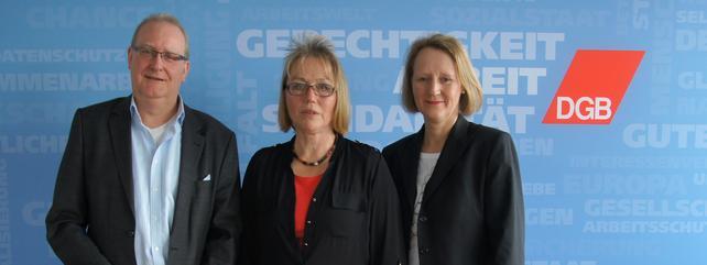 Martin Rosowski, Hannelore Buls, Anja Weusthoff