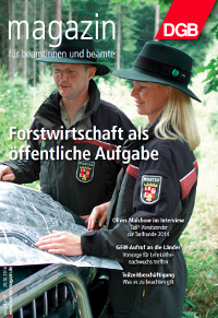 DGB-Beamtenmagazin