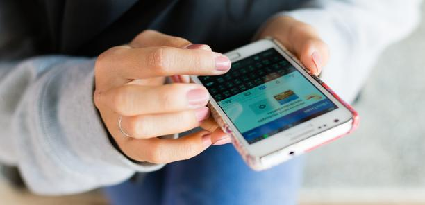 Smartphones kontrollieren