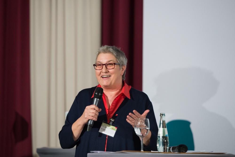 Elke Hannack, DGB