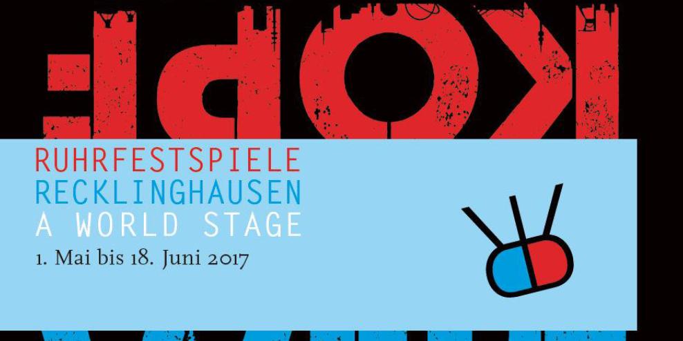 Plakat Ruhrfestspiele 2017