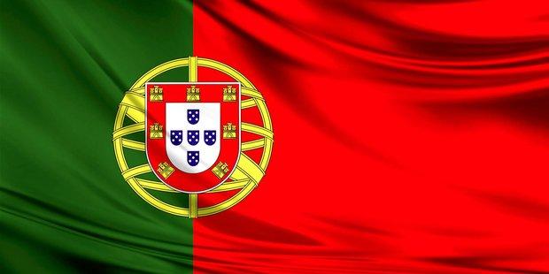Landesflagge Portugal