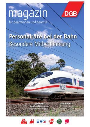 Beamtenmagazin 2/2016