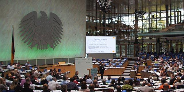 Deutscher Betriebsräte-Tag 2014, Bonn