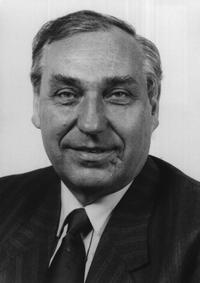 Portrait von Heinz Werner Meyer