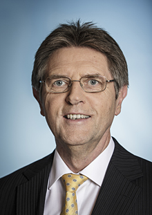 Porträt Klaus Vitt