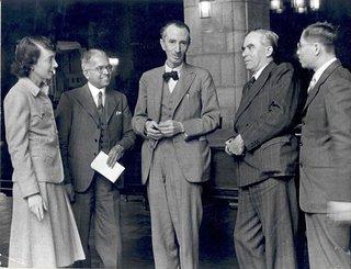 Die Internationale Arbeitskonferenz trifft sich in Philadelphia 1944