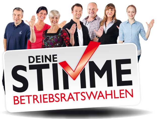 Betriebsratswahlen 2014 Logo
