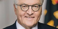 Portrait von Bundespräsident Frank-Walter Steinmeier