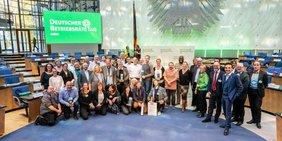 Gewinner des Deutschen Betriebsräte Preises 2018