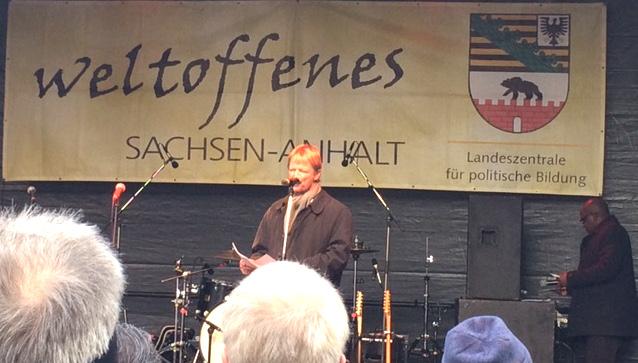 Reiner Hoffmann - Rede in Magdeburg