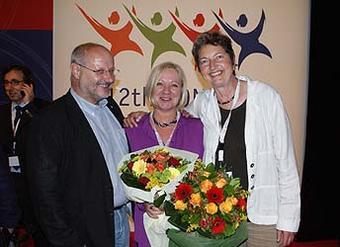Vertritt die deutschen Gewerkschaften im EGB-Sekretariat: Claudia Menne.