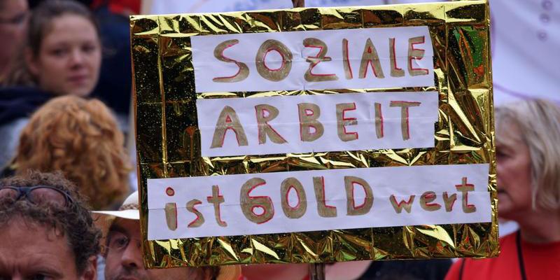 Soziale Arbeit ist Gold wert