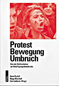 Buchtitel: Protest – Bewegung – Umbruch: Was Gewerkschaften aus den europäischen Jugendprotesten lernen können