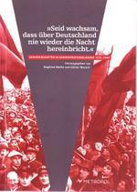 Buchcover: Seit wachsam, dass nüber Deutschland nie wieder die Nacht hereinbrich