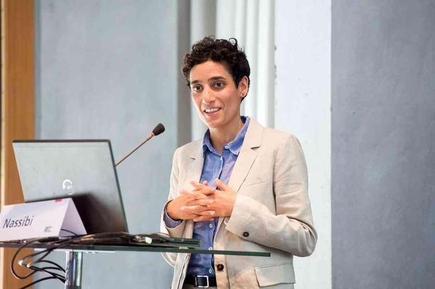 Ghazaleh Nassibi, DGB