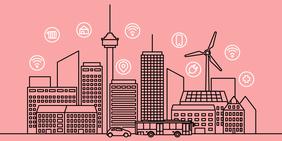Smart City: Krankenhäuser, Verkehr, Strom – alles wird vernetzt