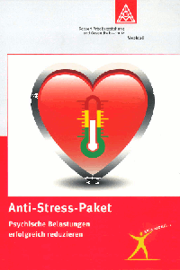 Anti-Stress-Paket IG Metall