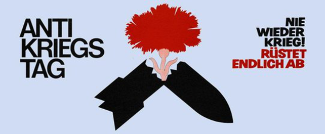 Logo Antikriegstag