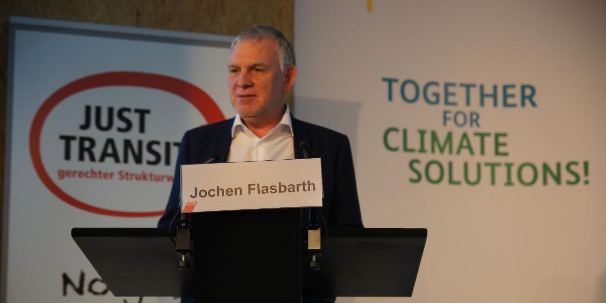 Staatssekretär im Bundesumweltministerium, Jochen Flasbarth
