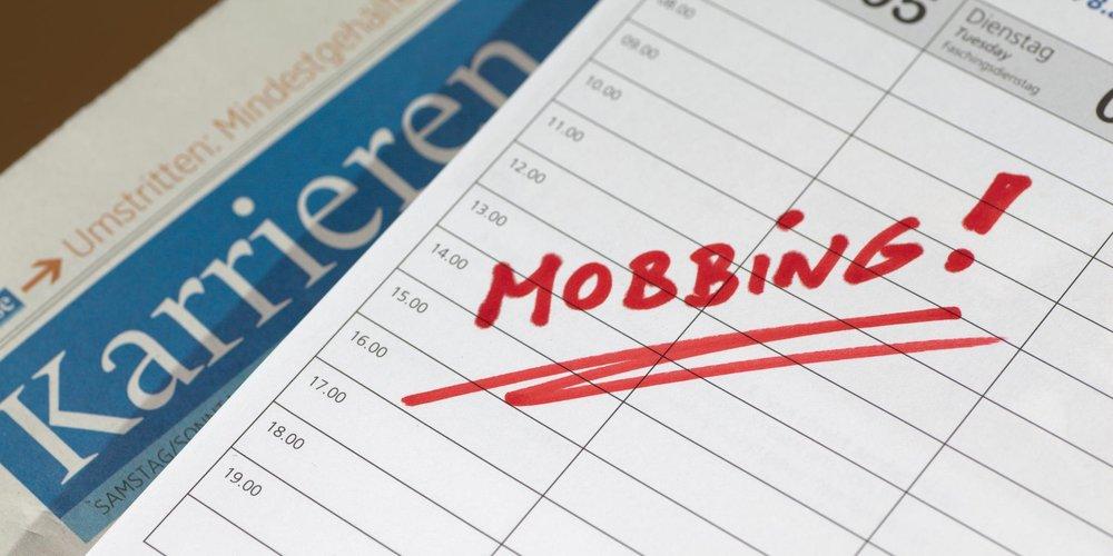 teaser mobbing - Mobbing Am Arbeitsplatz Beispiele