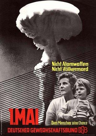 Mai-Plakat 1962