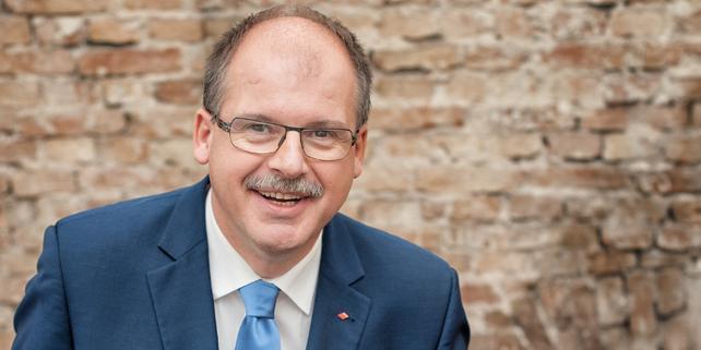 DGB-Vorstandsmitglied Stefan Körzell