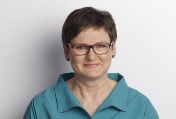 Poträt Leni Breymaier