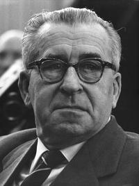 Portrait von Willi Richter