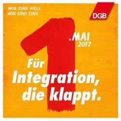 Mai-Plakat Integration