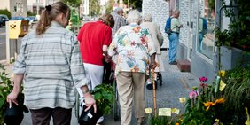 Senioren unterwegs