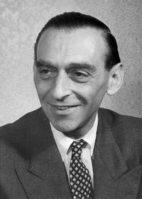 Portrait von Ludwig Rosenberg