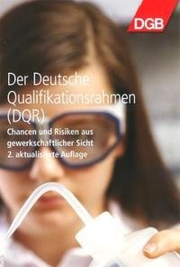 """Broschürentitel """"Der Deutsche Qualifikationsrahmen"""""""