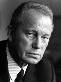 Portrait von Heinz Oskar Vetter