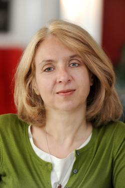 Porträt Anke Hassel