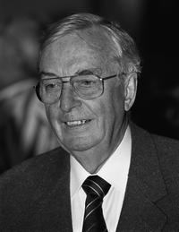 Portrait von Ernst Breit