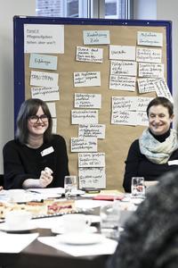 Workshop Vereinbarkeit