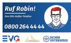 """Logo """"Ruf Robin"""""""
