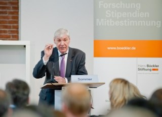 Michael Sommer Tagung Konturen einer neuen Ordnung der Arbeit