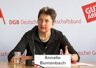 Annelie Buntenbach Foto