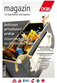 Beamtenmagazin 05/2014 - Titel