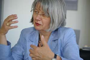 Ingrid Sehrbrock Porträt klein