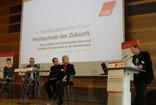 4. Hochschulpolitisches Forum: