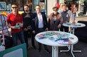 Wohnen muss in Ingolstadt bezahlbar sein: DGB-Aktion in Innenstadt